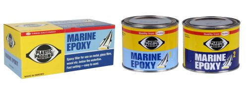 Marine Epoxy Filler 270g by Plastic Padding Above or Below Waterline